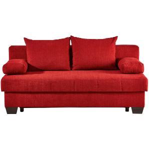 Schlafsofas in rot online vergleichen m bel 24 for Rotes schlafsofa