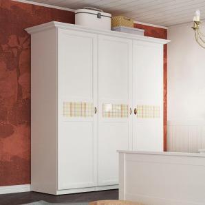 Home affaire Kleiderschrank weiß, 2-türig, Breite 98,5 cm, »Sonya«, FSC®-zertifiziert