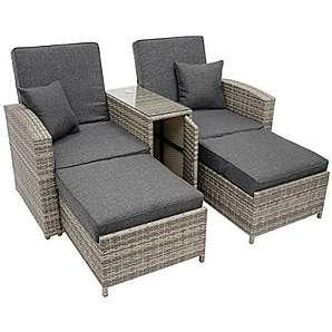 loungebetten f r ihre pause moebel24. Black Bedroom Furniture Sets. Home Design Ideas
