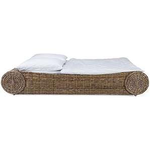 rattanbetten mit charakter moebel24. Black Bedroom Furniture Sets. Home Design Ideas
