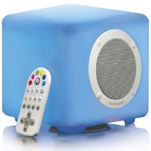 SILVERCREST® Akku-LED-Bluetooth®-Lautsprecher SBLF 5 A1