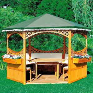Promadino Sparset: Pavillon-Set »Palma«