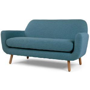 Jonah 2-Sitzer Sofa, Marineblau