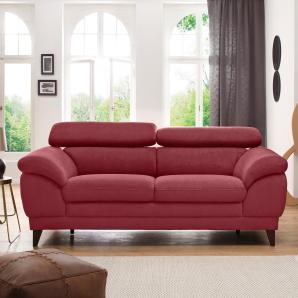 Home affaire 2, rot, B/H/T: 219x47x59cm »Shally«, FSC®-zertifiziert