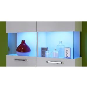 EEK A+, LED-Unterbaubeleuchtung Punch - Farbwechsellicht - 1er Set, Trendteam