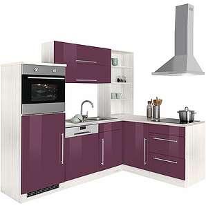 k chen in lila preise qualit t vergleichen m bel 24. Black Bedroom Furniture Sets. Home Design Ideas