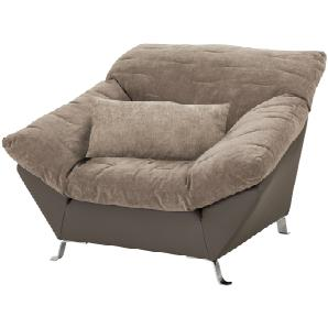 ♥-100€ Gutschein• Lounge-Sessel Stoff Cher ¦ braun ¦ Maße (cm): B: 118 H: 86 T: 105 Polstermöbel  Sessel  Polstersessel » Höffner
