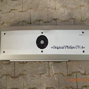 Original PHILIPS UV A HP 3132/A Oberköperbräuner 1750 Watt Mit Neue UVA
