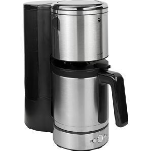 Filterkaffeemaschine LONO 125l Kaffeekanne, silberfarben, WMF