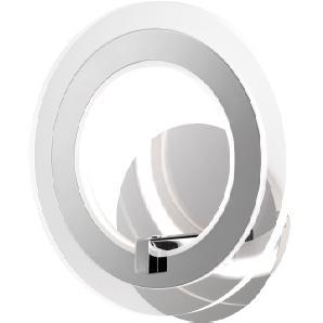 EEK A+, LED-Wandleuchte Noemi - Metall / Acrylglas, Wofi