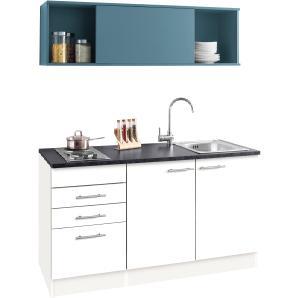 k chen in blau online vergleichen m bel 24. Black Bedroom Furniture Sets. Home Design Ideas