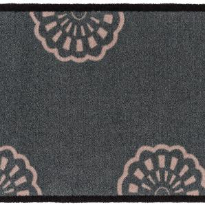 Sauberlaufmatte Lace - 67 x 110 cm, barbara becker home passion