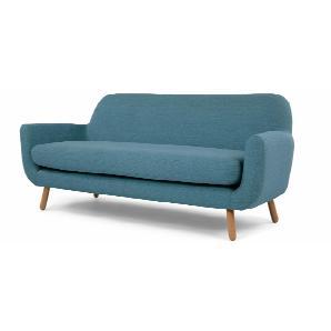 Jonah 3-Sitzer Sofa, Marineblau
