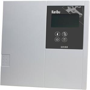 KARIBU Sauna-Steuergerät »Classic Finnisch«, für Finnische Saunaöfen,extern, 9 kW