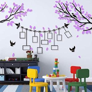 Farbe: Lila   Genießen Sie Den Spaß Von DIY, Fügen Sie Vitalität Und Farbe  Zu Ihrem Raum Hinzu. Sofort Erhellen Sie Ihr Haus