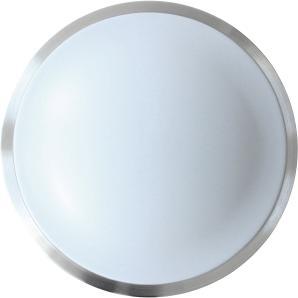 LED-Badleuchte Milano 18 W Silber EEK: A+