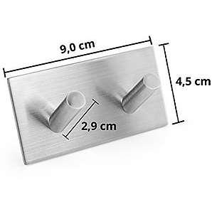 handtuchhalter handtuchstangen aus edelstahl online vergleichen m bel 24. Black Bedroom Furniture Sets. Home Design Ideas