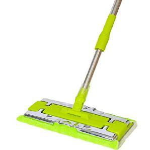 CFZHANG Mop Edelstahl flachen Stahl Clip kostenlos Hand Waschen Das Wohnzimmer Ordner Handtuch Kehrmaschine Reinigung Werkzeuge zu Hause