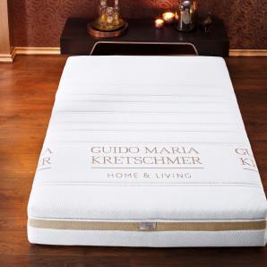 Guido Maria Kretschmer Home&living Kaltschaummatratze »Body Premium KS«, 140x200 cm, abnehmbarer Bezug, Gesamthöhe ca. 23 cm, 81-100 kg