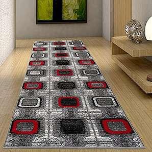 Läufer Teppich Flur brücken teppiche in grau preise qualität vergleichen möbel 24