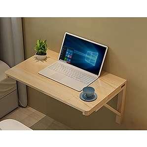 Anna Massivholz Klapptisch Mahlzeit Wallside Schreibtisch Wand Computer Schreibtisch Lernpult Tisch Wand Tisch Faltbare Tischgröße Optional ( größe : 100*40cm )