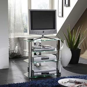 hifi racks alles untergebracht moebel24. Black Bedroom Furniture Sets. Home Design Ideas