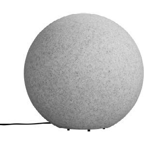 Leuchtkugel  Breite: 40 cm granit, grau, BETTERLIGHTING