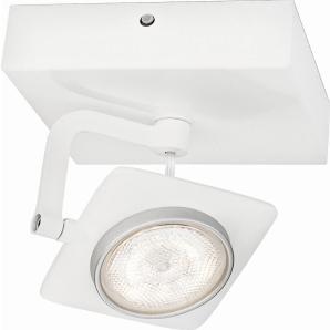 Philips myLiving LED-Spot 1er Millennium Weiß EEK: A-A++