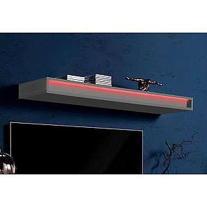 TECNOS Tecnos Wandboard Breite 120 cm grau