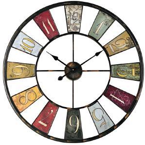 Wanduhr Wheel