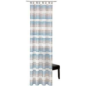 Vorhang »Varieta«, DEKO TRENDS, Schlaufen (1 Stück)