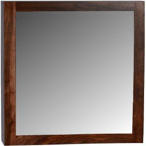 Bad Spiegelschrank mit zwei Böden (ohne Griff)