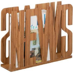 zeitungsst nder in braun preise qualit t vergleichen m bel 24. Black Bedroom Furniture Sets. Home Design Ideas