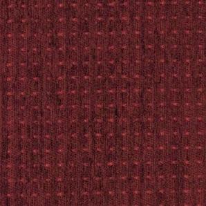 Landhausstil Möbelstoff Isola di Monte Farbe 553 (rot, dunkelrot, bordeauxrot, bordeaux) - Flachgewebe (Geometrisch,Punkte), Polsterstoff, Stoff, Bezugsstoff, Eckbank, Couch, Sessel, Hussen, Kissen