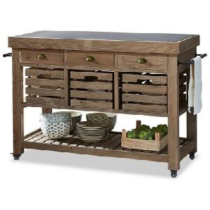 Küchenwagen aus Holz - Preise & Qualität vergleichen | Möbel 24