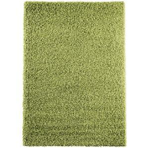 Teppich Toronto, Hochflor in grün