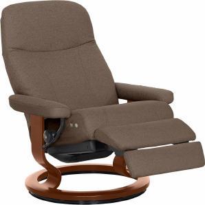 Stressless® Relaxsessel »Garda« mit Classic Base und LegComfort™, Größe M, mit Schlaffunktion