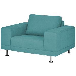 smart Lounge-Sessel   türkis/petrol   125 cm   85 cm   93 cm   Möbel Kraft