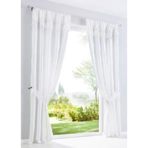gardinen vorh nge von bonprix online vergleichen m bel 24. Black Bedroom Furniture Sets. Home Design Ideas