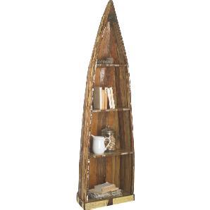 LANDSCAPE: Regal, Holz,Altholz, Braun, B/H/T 58 205 45
