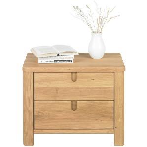 nachttische in braun online vergleichen m bel 24. Black Bedroom Furniture Sets. Home Design Ideas