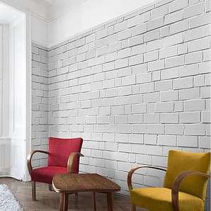 Backstein Tapete Ist Die Perfekte Fototapete Für Urbane, Moderne  Raumgestaltung Und Passt Zu (fast) Allen Wohnstilen. Die Kombinat