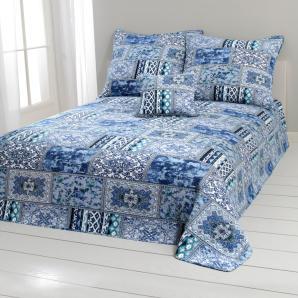 tagesdecken in blau online vergleichen m bel 24. Black Bedroom Furniture Sets. Home Design Ideas