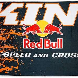 Kini Red Bull Reisehandtuch »MX Racing Towel«