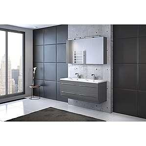 spiegelschr nke in grau online vergleichen m bel 24. Black Bedroom Furniture Sets. Home Design Ideas