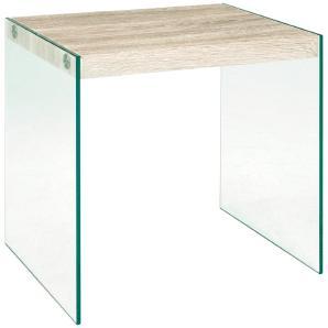 Satztisch   Hockenheim ¦ holzfarben ¦ Maße (cm): B: 46 H: 43 T: 35 Tische  Beistelltische  Beistelltische ohne Rollen » Höffner