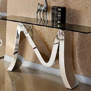 konsolentische aus glas preise qualit t vergleichen m bel 24. Black Bedroom Furniture Sets. Home Design Ideas
