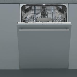 Bauknecht Einbau-Geschirrspüler  BIC 3C32 ¦ Edelstahl, Kunststoff ¦ Maße (cm): B: 59,8 H: 82 T: 55,5 Elektrogeräte  Einbaugeräte » Höffner