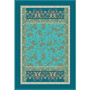 Plaid Raffaello mit wunderschönem Farbverlauf Bassetti blau 1x135/190 cm