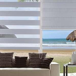 doppelrollos in grau online vergleichen m bel 24. Black Bedroom Furniture Sets. Home Design Ideas
